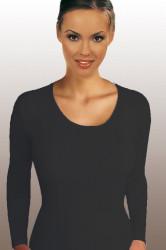Dámske tričko Lena black