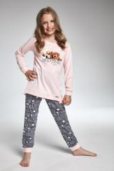 Dievčenské pyžamo 035/101 Bedtime story