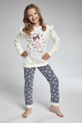 Dievčenské pyžamo 040/90 Pretty girl