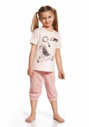 Dievčenské pyžamo 571/46 I love