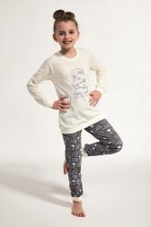 Dievčenské pyžamo 594/114 Kids sheep