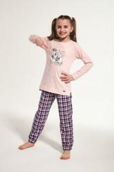 Dievčenské pyžamo 781/113 Young scottie