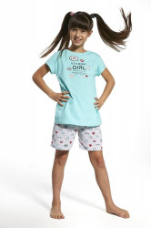 Dievčenské pyžamo 787/56 Blogger girl