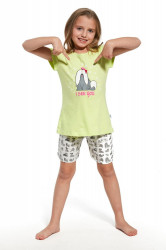 Dievčenské pyžamo 787/57 I see
