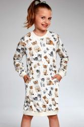 Dievčenské pyžamo 943/105 Lovely cats
