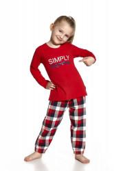 Dievčenské pyžamo 972/46 Simply together