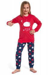 Dievčenské pyžamo 977/85 Sleep well