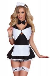 Erotický kostým Flirty maid