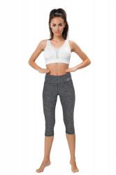 Fitness legíny Slimming capri II