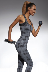 Fitness tielko Intense top 70