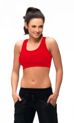 Fitness top  Hana I red