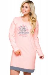 Nočná košeľa 2015 Viva pink