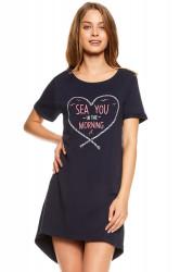 Nočná košeľa 37102 Tayla blue