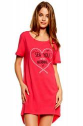 Nočná košeľa 37102 Tayla pink