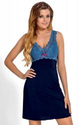 Nočná košeľa Larisa blue