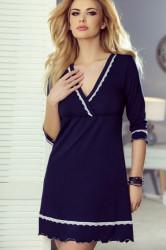 Nočná košeľa Lea blue