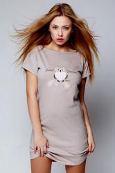 Nočná košeľa Small owl