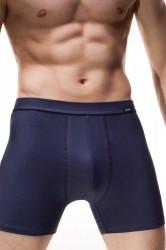Pánske boxerky Authentic 092 plus dark blue