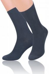 Pánské ponožky 018 graphite