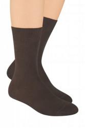 Pánské ponožky 048 brown
