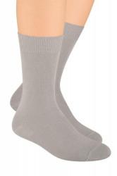 Pánské ponožky 048 len