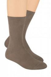 Pánské ponožky 058 beige