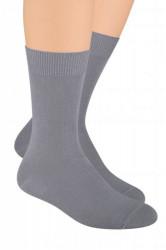 Pánské ponožky  058 dark grey