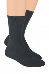 Pánské ponožky 058 graphite