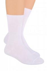 Pánské ponožky  058 white