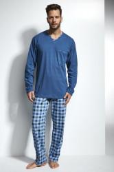 Pánske pyžamo 122/117 William jeans