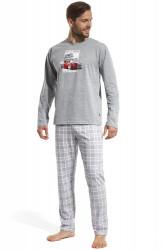 Pánske pyžamo 124/84 Go to Rome