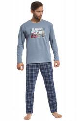 Pánske pyžamo 124/88 London streets