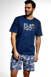 Pánske pyžamo 326/70 Flamingo