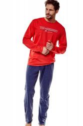Pánske pyžamo 36203 Focus 33x red