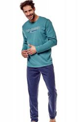 Pánske pyžamo 36203 Focus 77x green