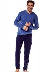 Pánske pyžamo 36215 Golf 59x blue