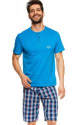Pánske pyžamo 36830 Urge blue