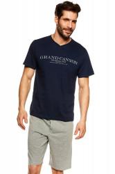 Pánske pyžamo 36831 Urso blue