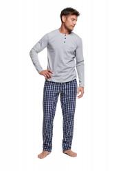 Pánske pyžamo 37293 Void grey