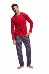 Pánske pyžamo 37293 Void red