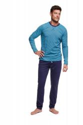 Pánske pyžamo 37299 Verve blue