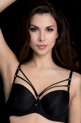 Ramienka Decollete 419 twin black