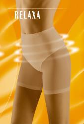 Sťahovacie nohavičky Relaxa beige