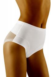 Sťahovacie nohavičky Uniqata white
