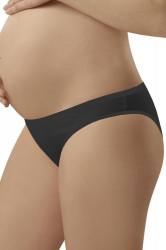 Tehotenské prádlo If figi mama mini czarny XL