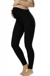 Tehotenské prádlo Leggins long black