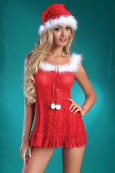 Vianočný kostým Christmas Bell