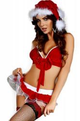 Vianočný kostým Christmas hope