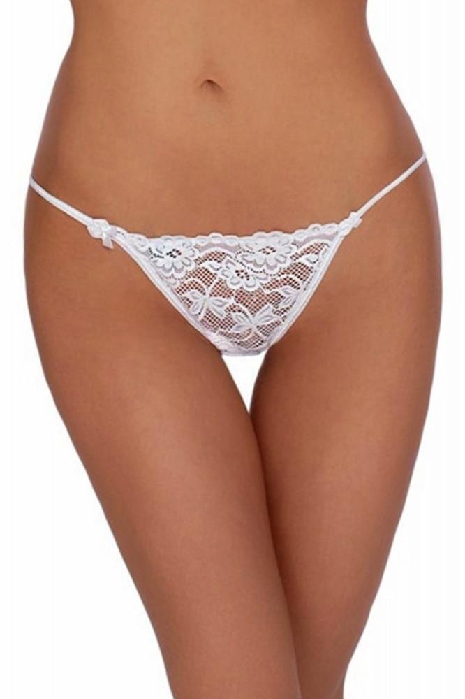 Dámske nohavičky Sarina white