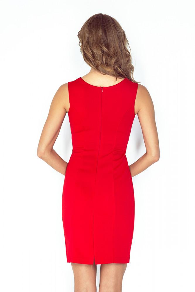 Dámske šaty 005-1 - Spoločenské šaty krátke - Locca.sk 31fe676f230